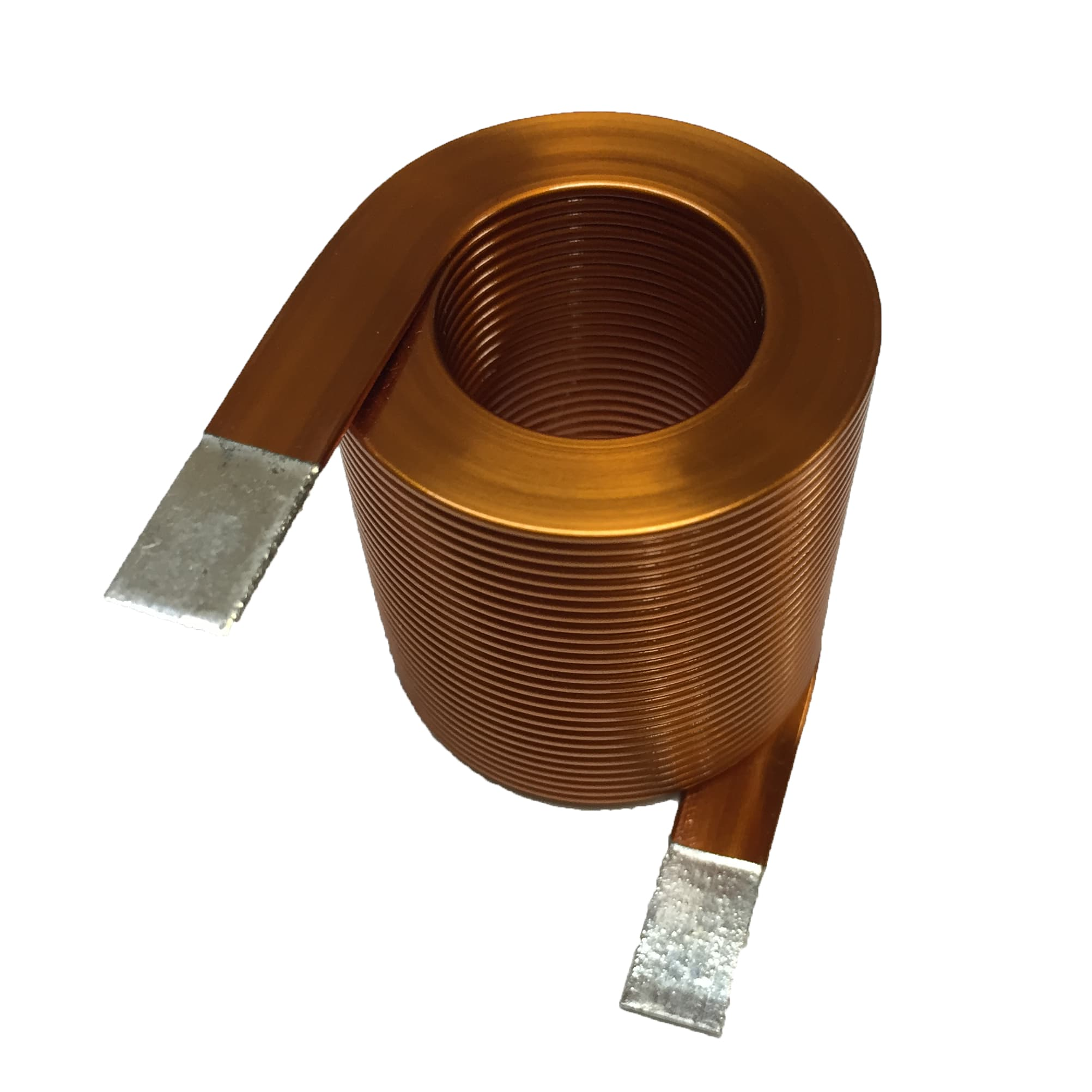 CAC Series Air Coil Inductor : CWS Coil Winding Specialist